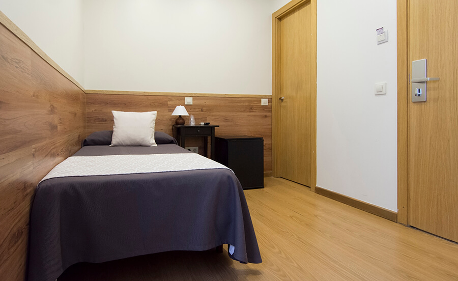 Art Madrid Hostal | Single room